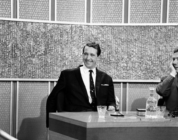 Joe Carr on  'The Late Late Show' (1965)