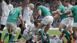 Ireland endured a miserable outing in February