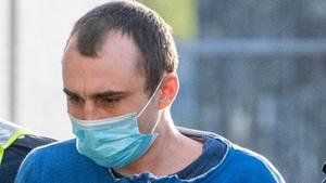 Matusz Batiuk was brought before Castlebar District Court this morning