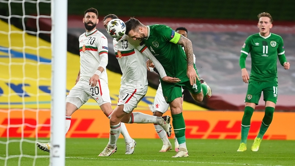No goals again for Ireland at Lansdowne