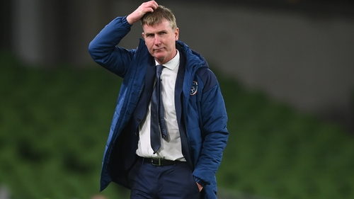 It look as if Republic of Ireland manager Stephen Kenny will face a daunting task to qualify his side for the 2022 World Cup
