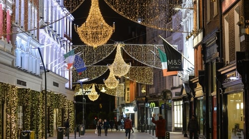 The survey revealed that Irish people based in the UK are the most likely to return for Christmas.
