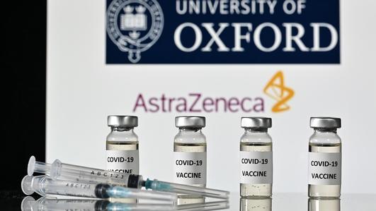 Irish born head of Oxford University on recent vaccine success