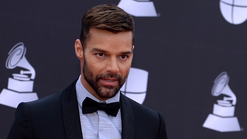 "Ricky Martin - ""The timing of this movie is just brilliant. It makes me feel good"""