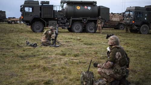 Extra £16.5bnfor British military over the next four years