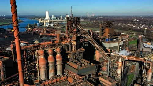 Thyssenkrupp is struggling to emerge from the Covid-19 pandemic that hit it during a cool down of the global economy