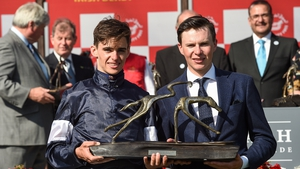 Joseph and Donnacha O'Brien will join up for the Racing League competition