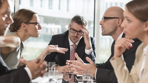 Many of us have to deal with difficult people in a workplace on a day to day basis