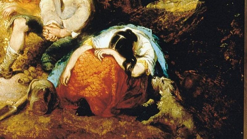 Famine Ireland