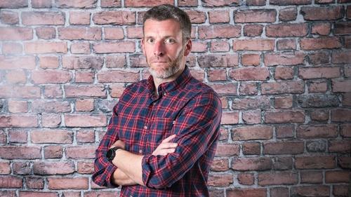 Oliver Kirwan, director of Elite Event Management