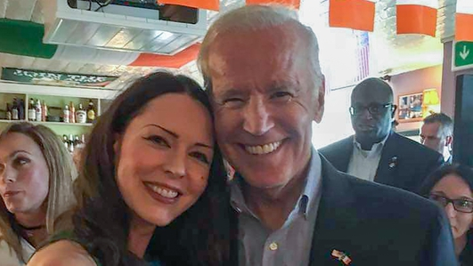 Irish violinist to play at Joe Biden's inauguration