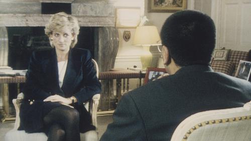 Leithscéal gafa ag iriseoir de chuid an BBC, Martin Bashir, faoi agalllamh a rinne sé leis an Banphrionsa Diana