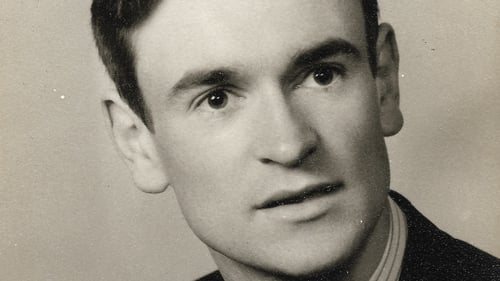 Dr Anthony Clare in the early 1960s. (Reproduced by kind permission of Jane Clare.)
