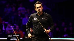 Ronnie O'Sullivan is the defending champion