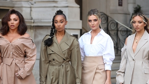 Jessie Nelson, Leigh-Anne Pinnock, Perrie Edwards and Jade Thirwall of Little Mix