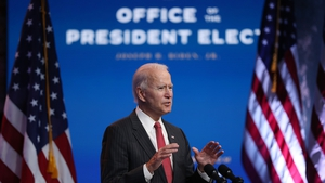 Joe Biden secured a record 81 million votes in the US presidential election last month