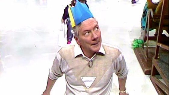 Gay Byrne, Late Late Toy Show (1985)