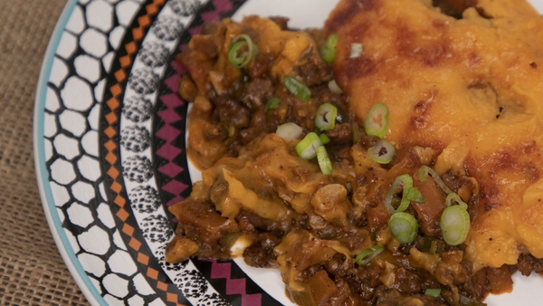 A simple and classic Irish recipe with a Caribbean twist.