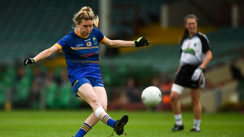Meadhbh Deeney is hoping to add to the Junior All-Ireland won in 2011