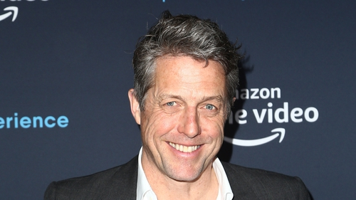 """Hugh Grant: """"I thought it would be great to have a break but every time I arrived in New York I missed them so badly I was a mess, so every scene was suddenly a cue for tears for me."""""""