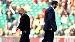 Ireland head coach Andy Farrell and England counterpart Eddie Jones have faced each other in the Six Nations in early spring