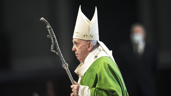 the 'like' was removed a day later by the Vatican's social media team, which tweets or likes on the pontiff's behalf