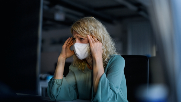A resilience coach's guide to getting through pandemic fatigue. Photo: Getty