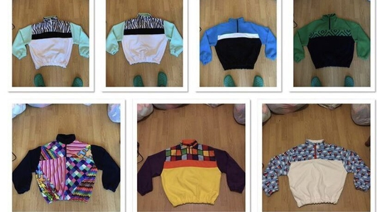 Mairidh Nic Cormaic : Sew it seams