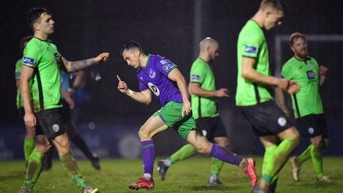 Aaron McEneff scored two of his three spot-kicks on a wild night in Ballybofey