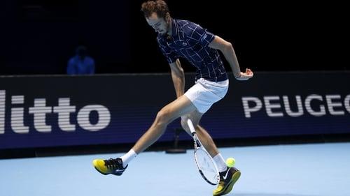 Daniil Medvedev has won his last matches