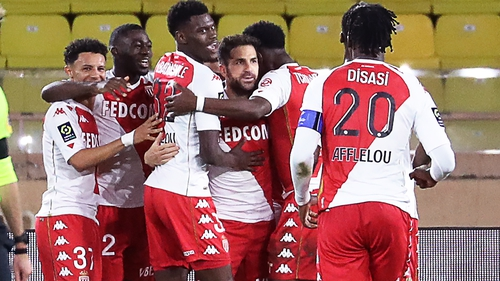 Cesc Fabregas sealed what had looked an unlikely win for Monaco with a penalty