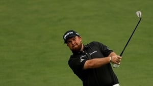 Shane Lowry had been part of the field at the Masters the previous week