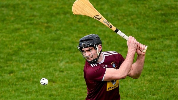 Aonghus Clarke scored 0-09 for Westmeath in Navan