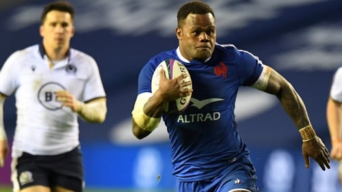 Virimi Vakatawa proved the difference at Murrayfield