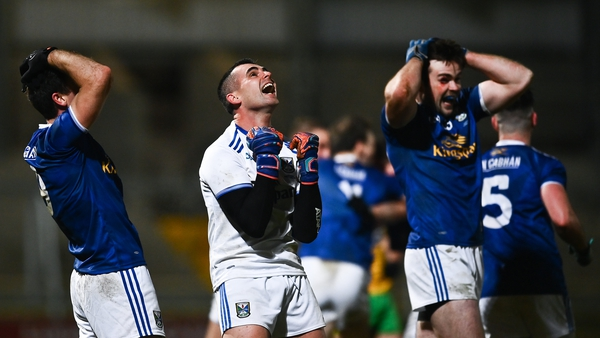 Cavan were in disbelief as they finally landed another Ulster title