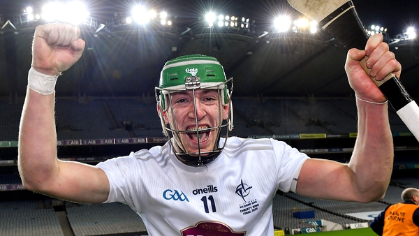 Jack Sheridan scored 1-04 for Kildare