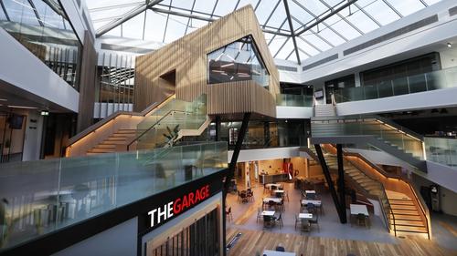 Microsoft's new €27m 10,000sq.m engineering hub near Leopardstown