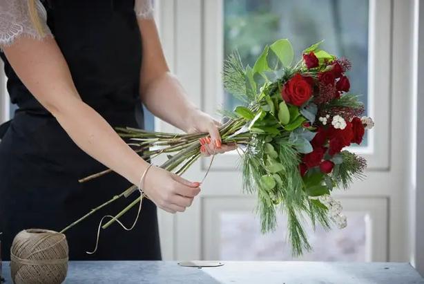 Secure the bouquet (Interflora/PA)
