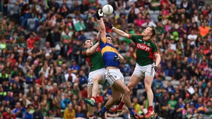 Unlike 2016, they'll be no crowds in Croke Park for this afternoon's semi-final