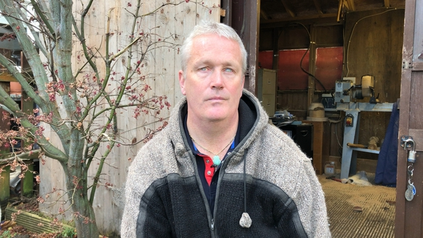Woodturning has become a passion for Robert Dowdall