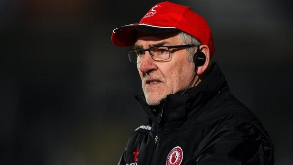 Harte will be joined in the new Louth backroom team by his right-hand man Gavin Devli