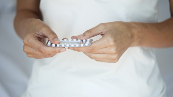 Research found the contraceptive pill and condoms are the most common forms of contraception used (stock image)