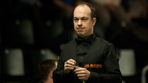 Fergal O'Brien could do little to halt the Higgins charge at Milton Keynes