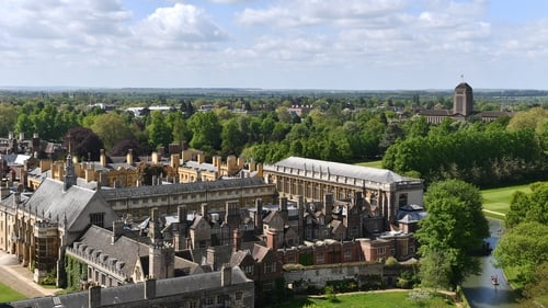 Darwin manuscripts reported stolen from Cambridge University