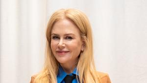 Nicole Kidman has spent part of lockdown in Australia while filming Nine Perfect Strangers
