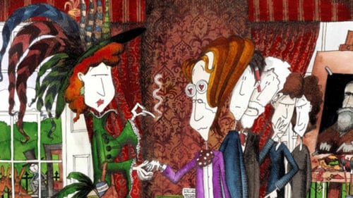 The work of illustrator and cartoonist, Annie West