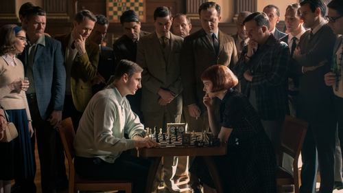 The Queen's Gambit - one to watch