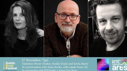 Roddy Doyle - Dublin Book Festival