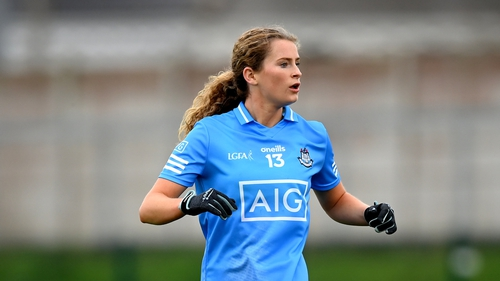 McCaffrey: 'I just was really lucky to be asked back into the group if I was interested'