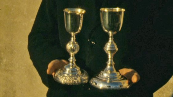Maynooth Stolen Chalices